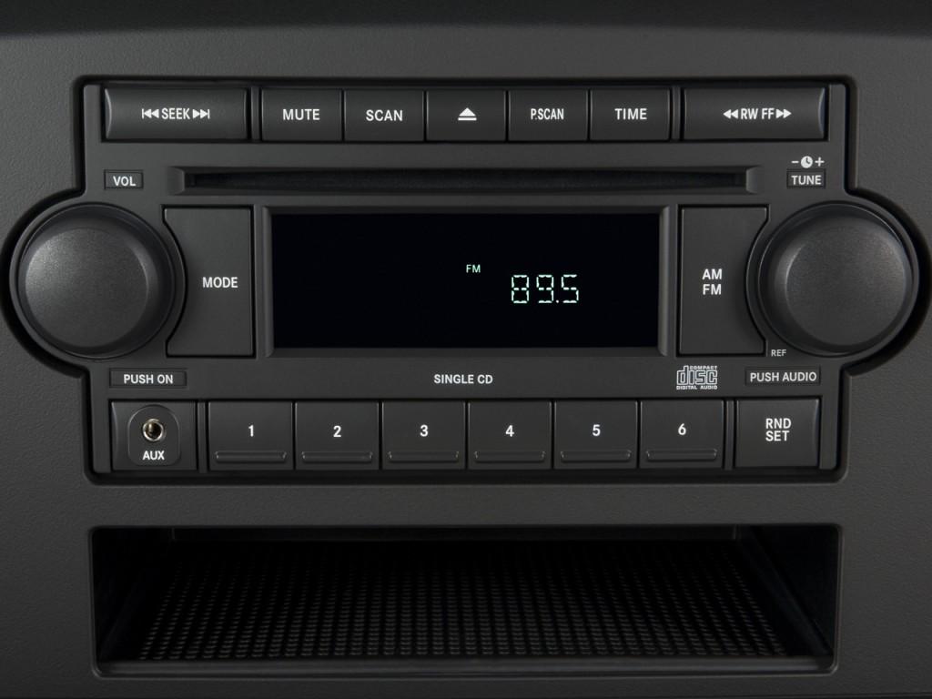 Image 2008 Dodge Ram 2500 2wd Reg Cab 140 5 Quot St Audio