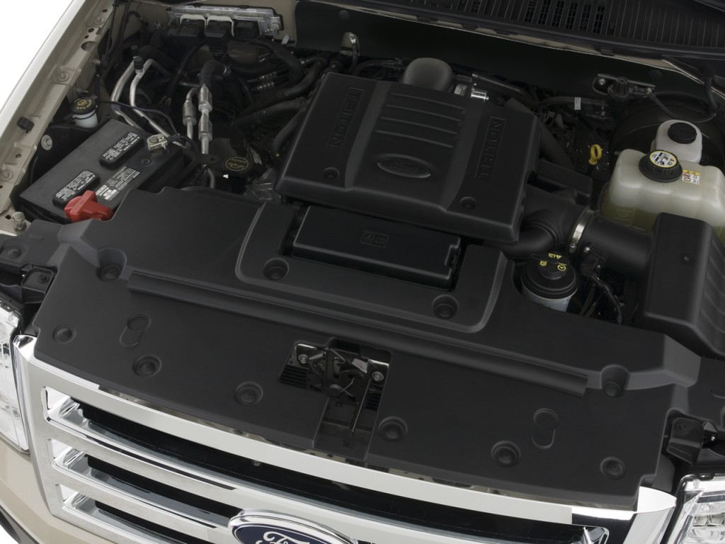 Image 2008 Ford Expedition 2wd 4 Door Xlt Engine Size