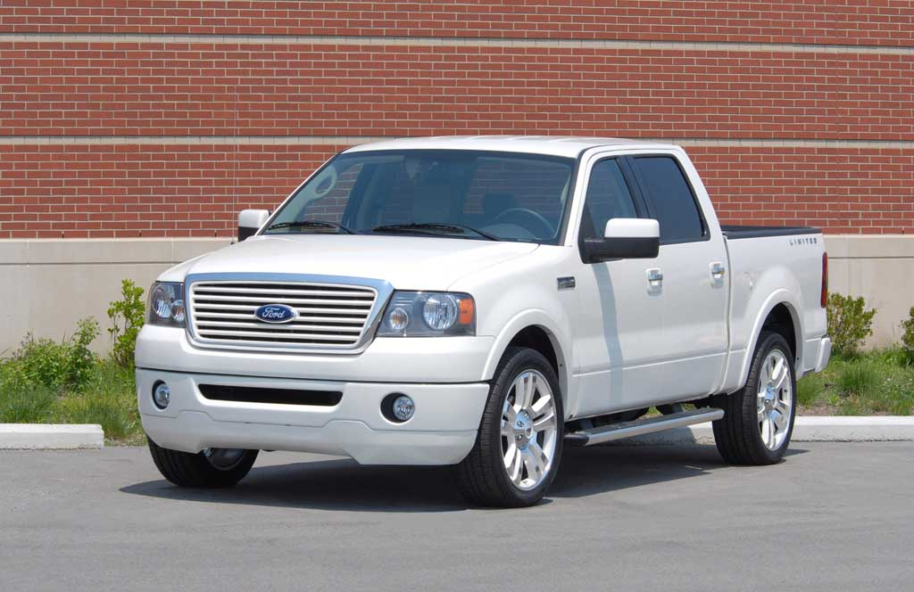 2008 Ford F-Series