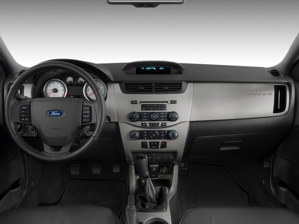 Image 2008 Ford Focus 2 Door Coupe Se Dashboard Size