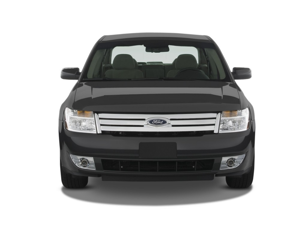 2002 Ford Explorer Cargo Cover Image: 2008 Ford Taurus 4-door Sedan SEL FWD Front Exterior View, size ...