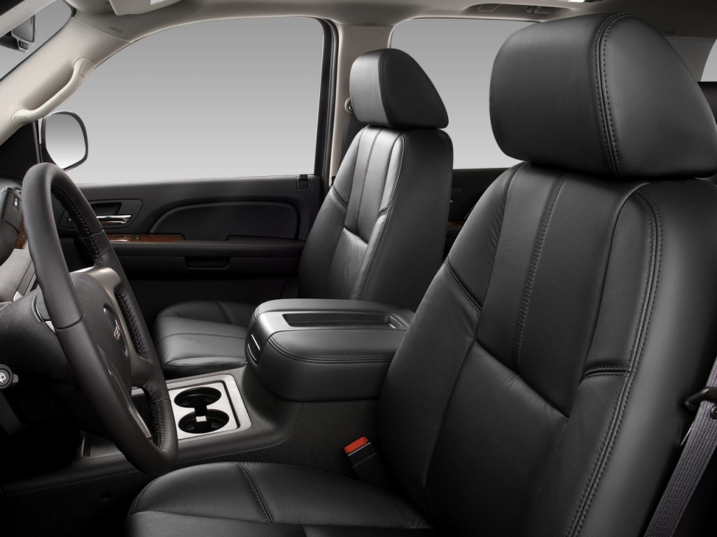 image 2008 gmc yukon 2wd 4 door 1500 slt w 4sa front seats size 1024 x 768 type gif posted. Black Bedroom Furniture Sets. Home Design Ideas