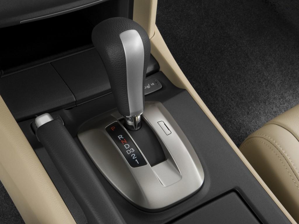 Image 2008 Honda Accord Coupe 2 Door I4 Auto Ex L Gear