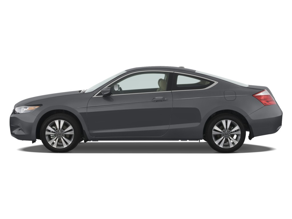 image 2008 honda accord coupe 2 door i4 auto ex l side exterior view size 1024 x 768 type. Black Bedroom Furniture Sets. Home Design Ideas