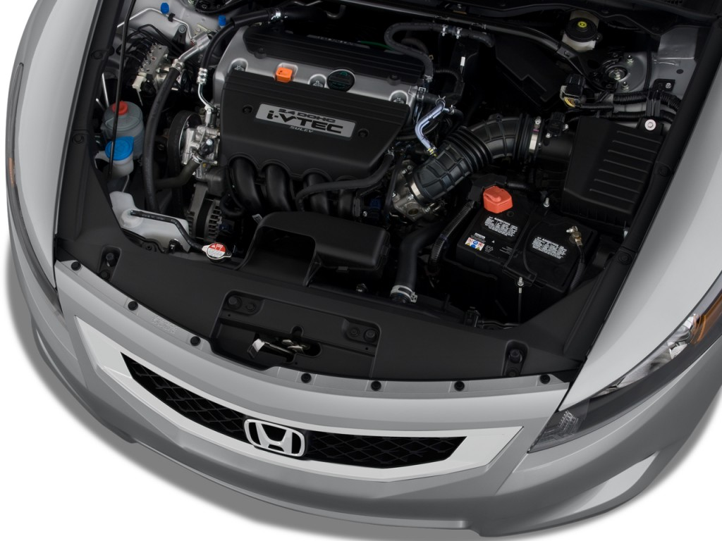 Image: 2008 Honda Accord Coupe 2-door I4 Auto LX-S Engine ...