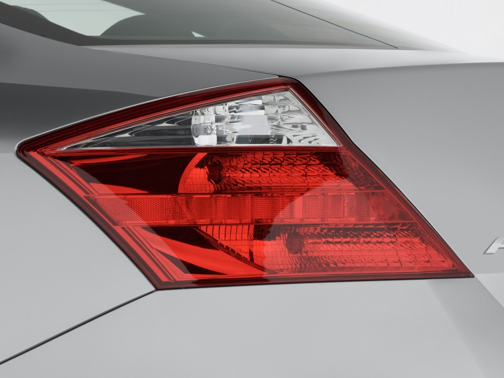 image 2008 honda accord coupe 2 door i4 auto lx s tail. Black Bedroom Furniture Sets. Home Design Ideas