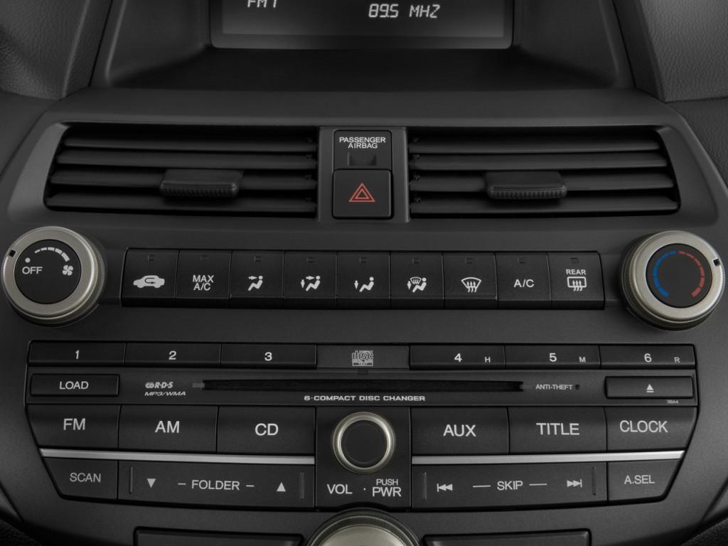 Image 2008 Honda Accord Coupe 2 Door I4 Auto Lx S Temperature Controls Size 1024 X 768 Type