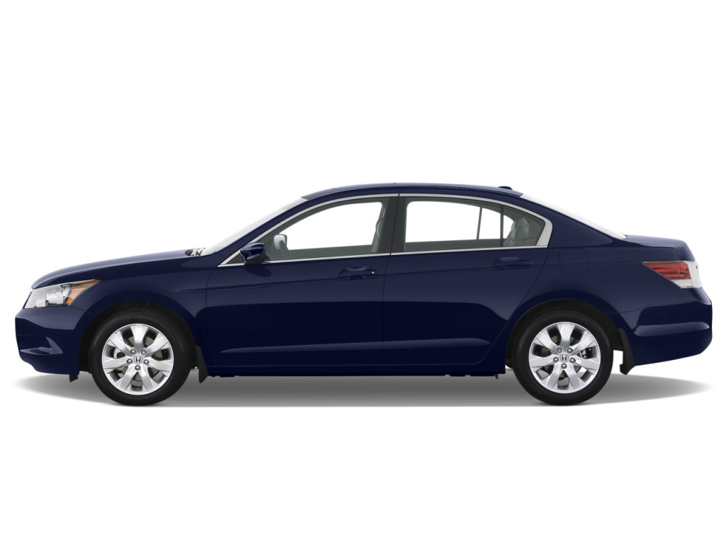 Image 2008 Honda Accord Sedan 4 Door I4 Auto Ex L Side Exterior View Size 1024 X 768 Type