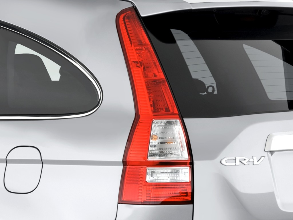 Image 2008 Honda Cr V 2wd 5dr Ex Tail Light Size 1024 X