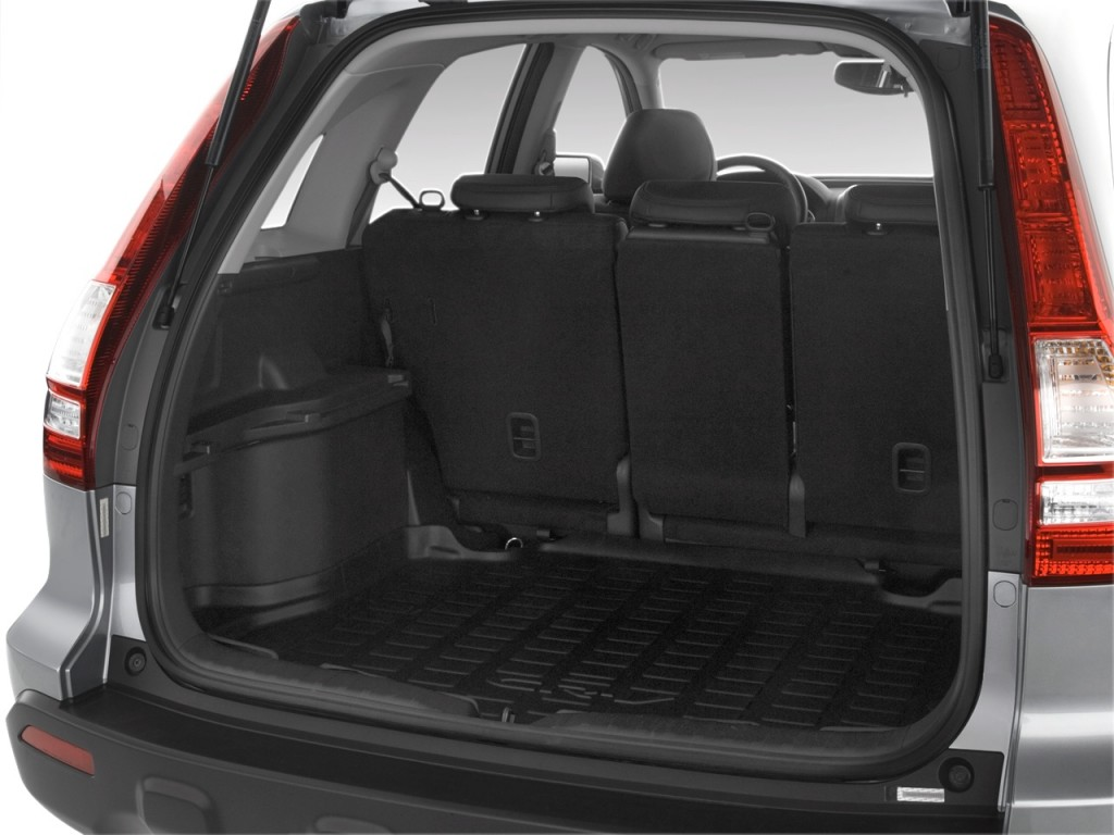 Image: 2008 Honda CR-V 2WD 5dr EX Trunk, size: 1024 x 768, type: gif, posted on: December 6 ...