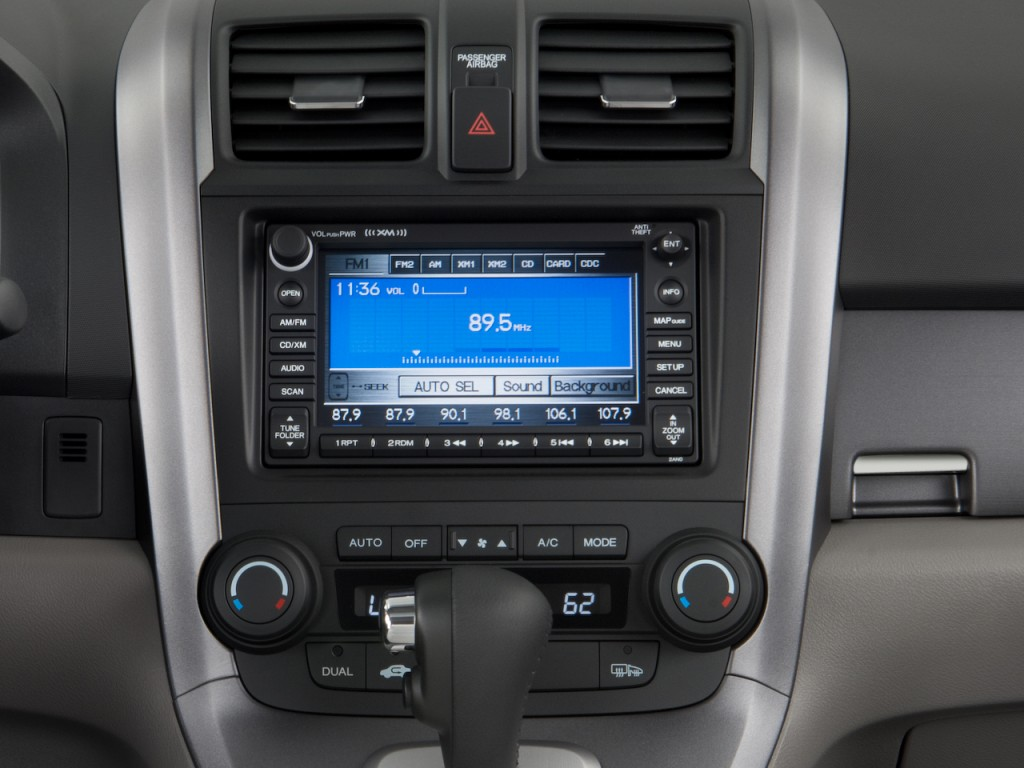 image 2008 honda cr v 4wd 5dr ex l w navi instrument. Black Bedroom Furniture Sets. Home Design Ideas