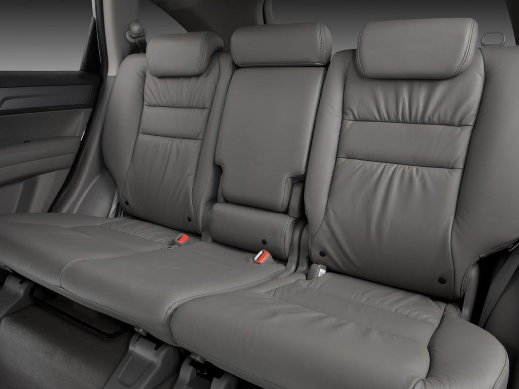 Image 2008 Honda Cr V 4wd 5dr Ex L W Navi Rear Seats
