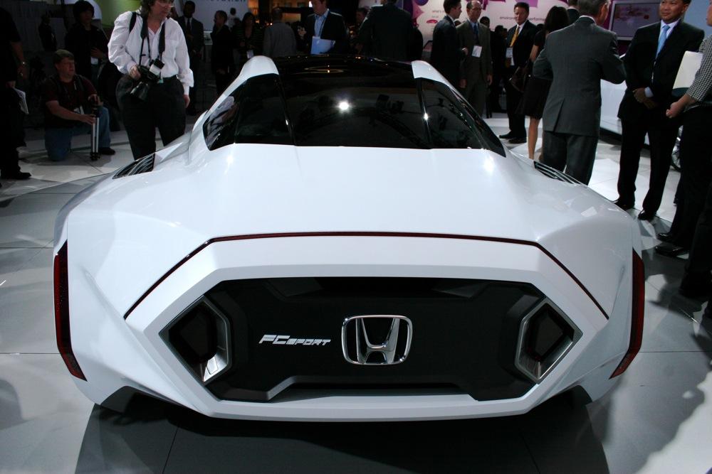 2008 Honda FC Sport