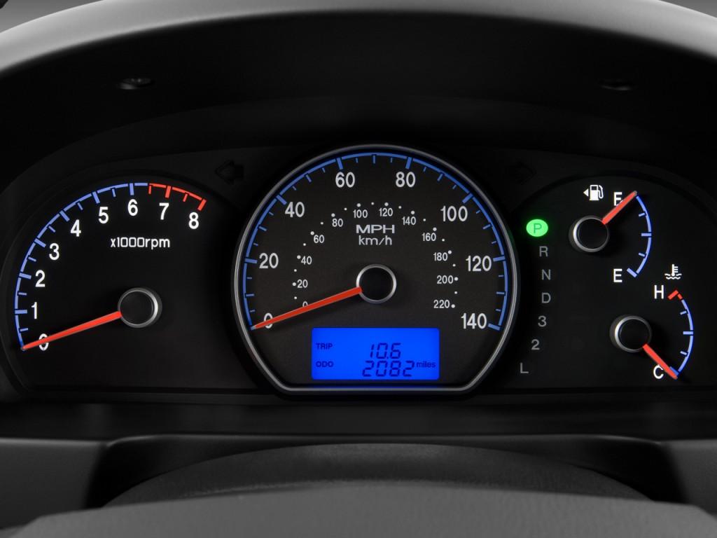 Image 2008 Hyundai Elantra 4 Door Sedan Auto Se
