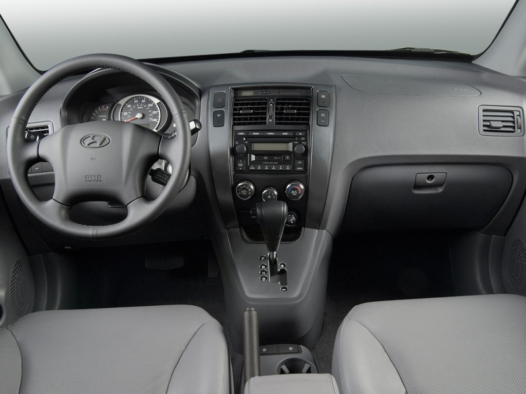 image 2008 hyundai tucson fwd 4 door v6 auto se dashboard size 1024 x 768 type gif posted. Black Bedroom Furniture Sets. Home Design Ideas