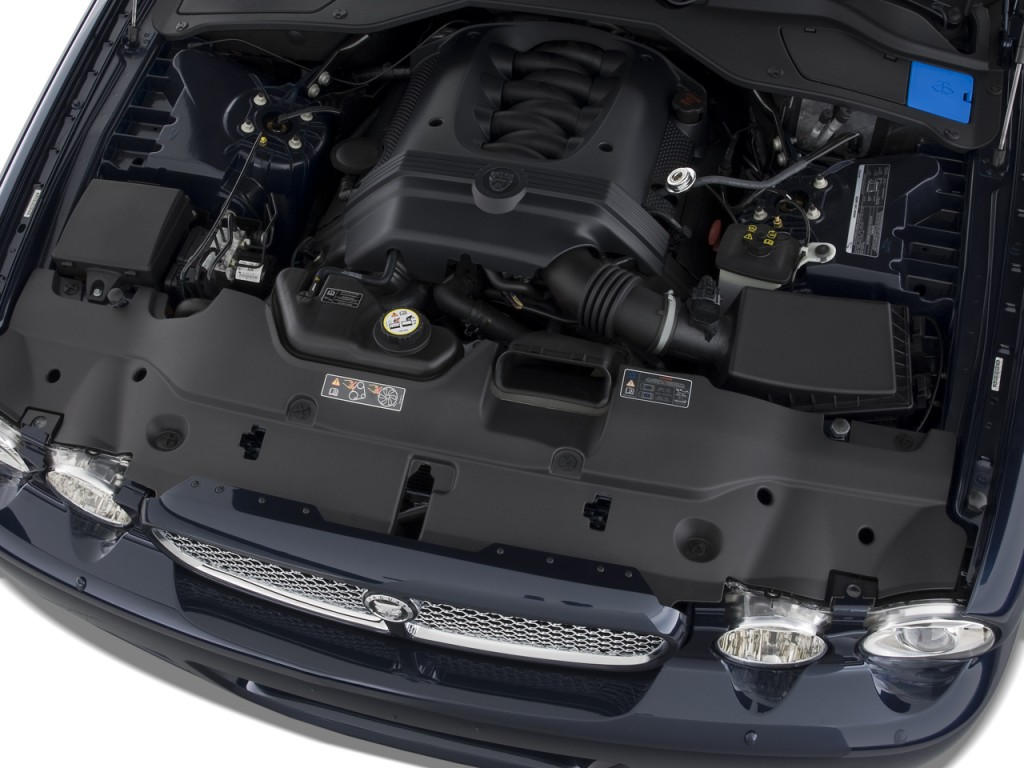 Image  2008 Jaguar Xj 4