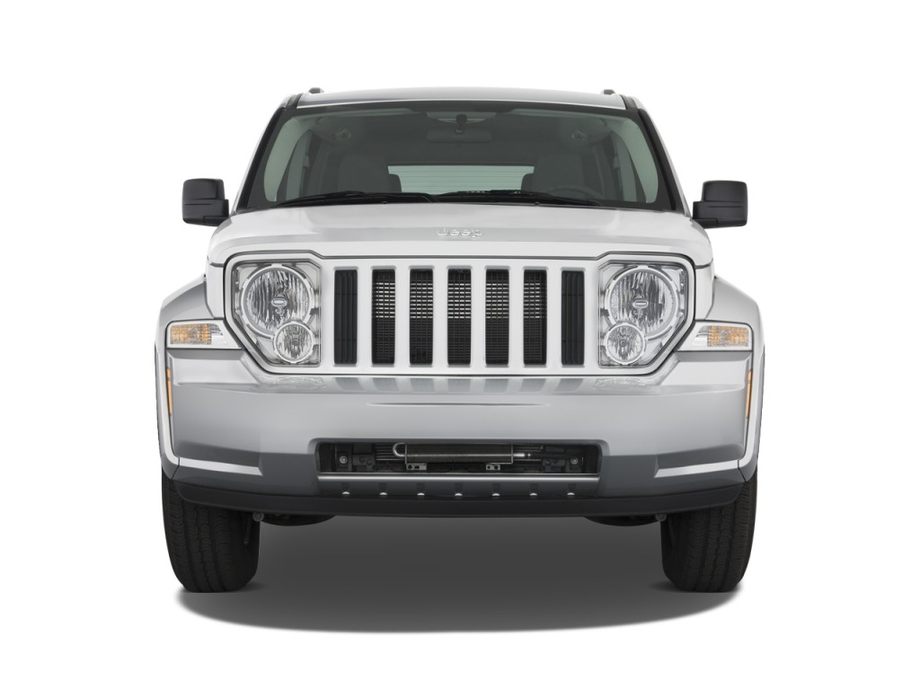 Image 2008 Jeep Liberty Rwd 4 Door Sport Front Exterior View Size 1024 X 768 Type Gif