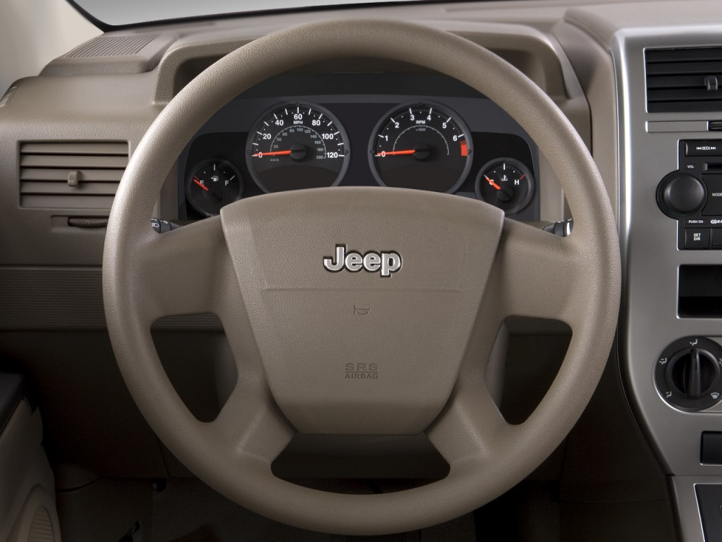 image 2008 jeep patriot fwd 4 door sport steering wheel size 1024 x 768 type gif posted on. Black Bedroom Furniture Sets. Home Design Ideas