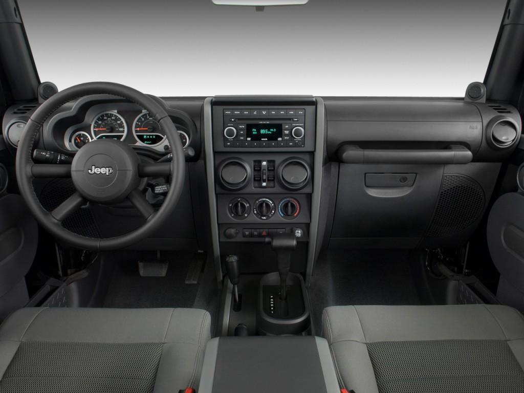 Image 2008 Jeep Wrangler 4wd 4 Door Unlimited Rubicon