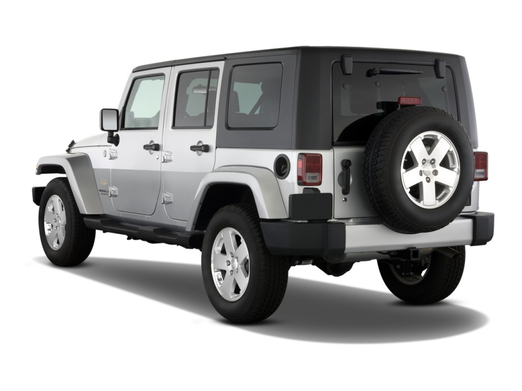 image 2008 jeep wrangler rwd 4 door unlimited sahara angular rear exterior view size 1024 x. Black Bedroom Furniture Sets. Home Design Ideas