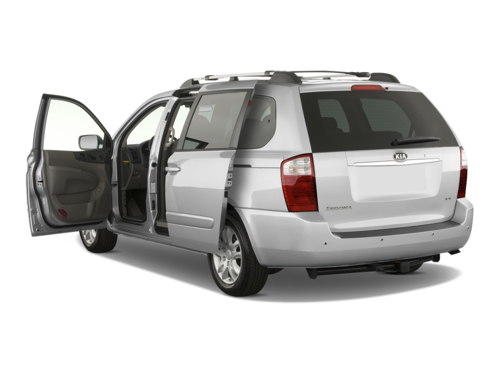 image 2008 kia sedona 4 door lwb ex open doors size. Black Bedroom Furniture Sets. Home Design Ideas