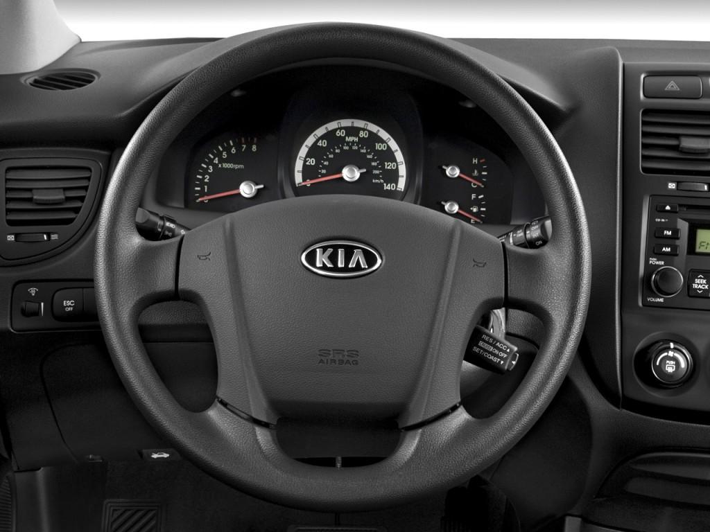 [Loose Tilt Steering Wheel On A 2009 Kia Spectra How To ...