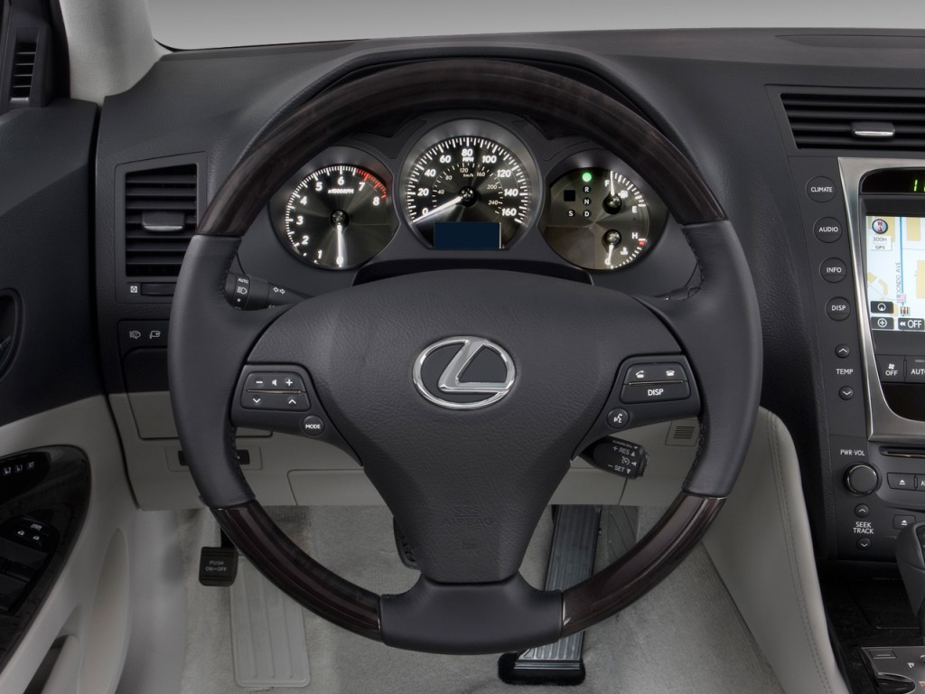 image 2008 lexus gs 350 4 door sedan rwd steering wheel size 1024 x 768 type gif posted on. Black Bedroom Furniture Sets. Home Design Ideas