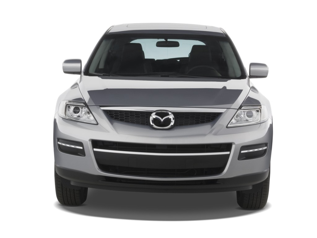 image 2008 mazda cx 9 fwd 4 door grand touring front exterior view size 1024 x 768 type gif. Black Bedroom Furniture Sets. Home Design Ideas