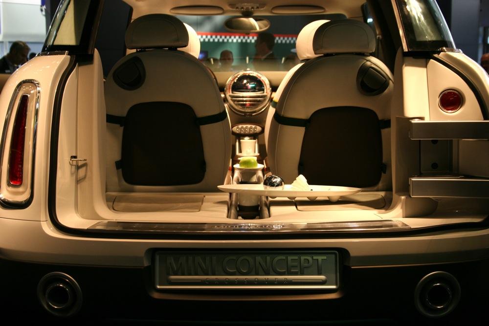2008 MINI Crossman Concept
