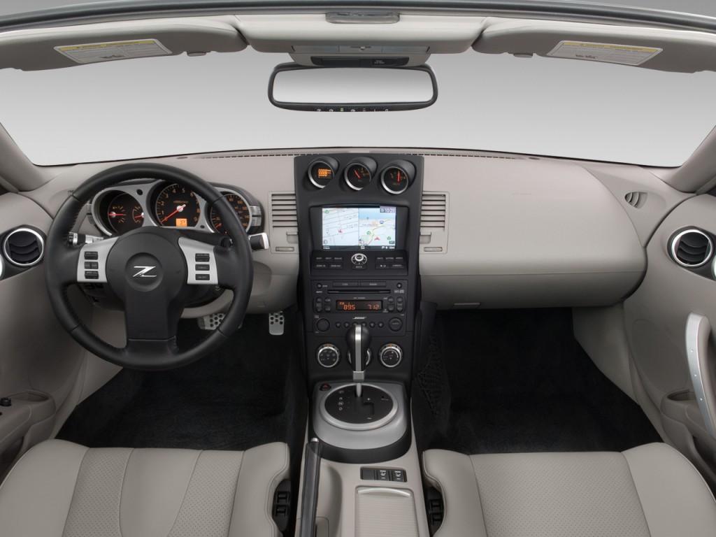 Image 2008 Nissan 350z 2 Door Roadster Auto Touring