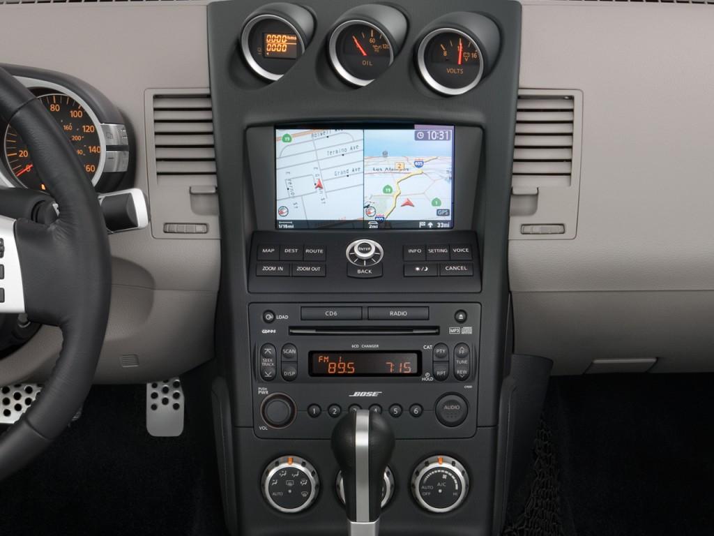 image 2008 nissan 350z 2 door roadster auto touring. Black Bedroom Furniture Sets. Home Design Ideas