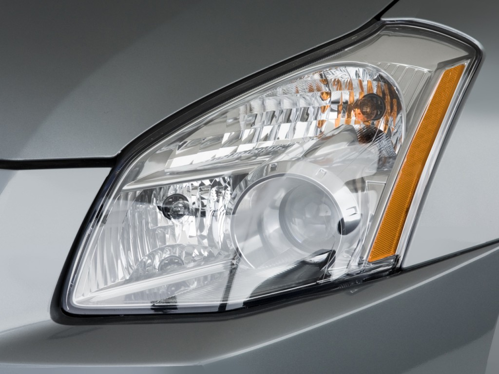 image 2008 nissan maxima 4 door sedan se headlight size. Black Bedroom Furniture Sets. Home Design Ideas