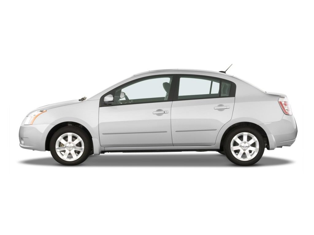 Image 2008 nissan sentra 4 door sedan cvt 2 0s side exterior view size 1024 x 768 type gif