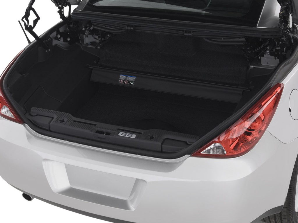 Image 2008 Pontiac G6 2 Door Convertible Gt Trunk Size 1024 X 768 Type Gif Posted On