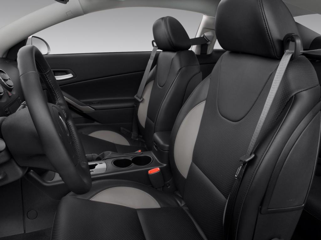 Image 2008 Pontiac G6 2 Door Coupe Gxp Front Seats Size