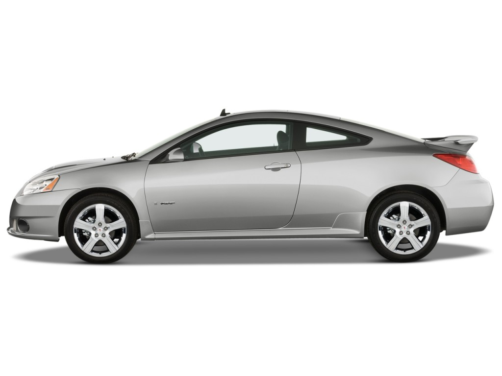image 2008 pontiac g6 2 door coupe gxp side exterior view. Black Bedroom Furniture Sets. Home Design Ideas