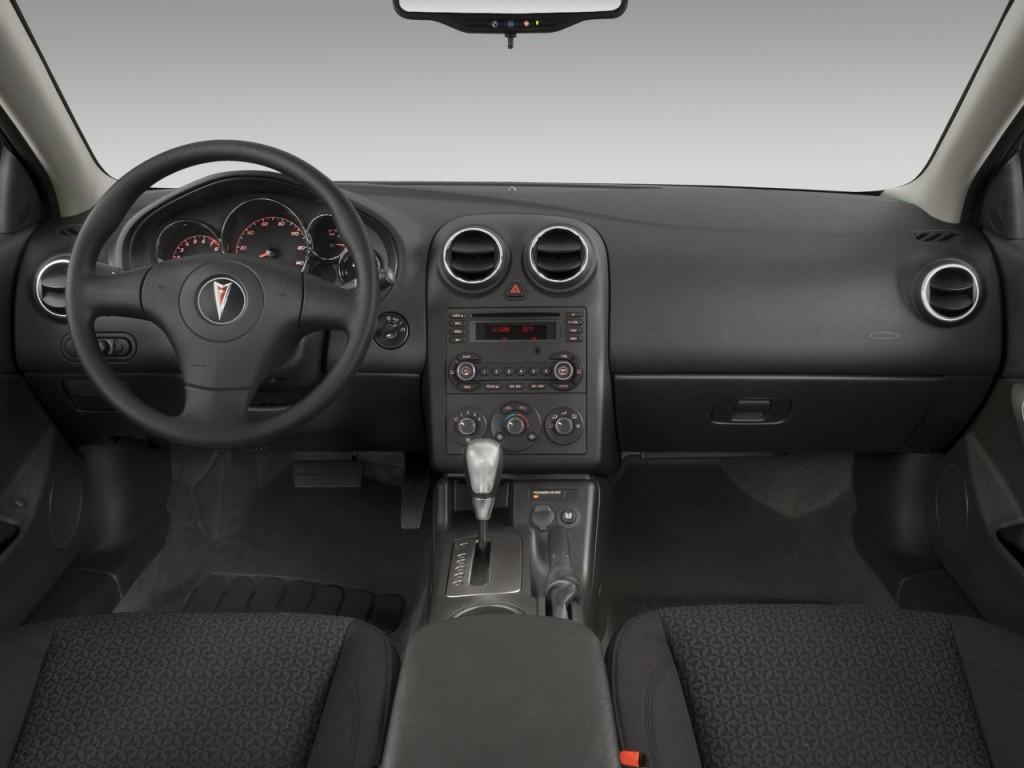 Image 2008 Pontiac G6 4 Door Sedan 1sv Value Leader