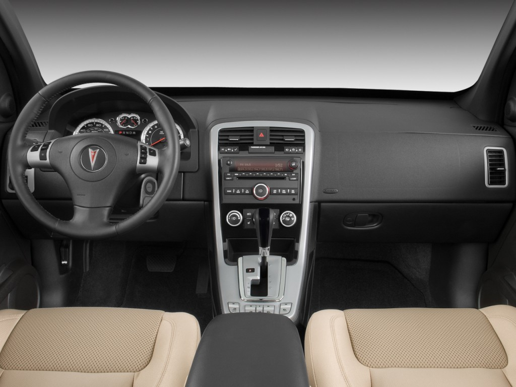 Image 2008 Pontiac Torrent Fwd 4 Door Gxp Dashboard Size 1024 X 768 Type Gif Posted On