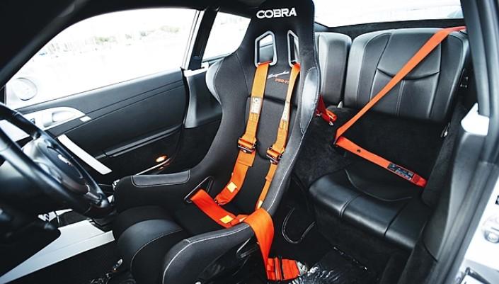 Center Drive Porsche 911 Carrera S Centro Heads To