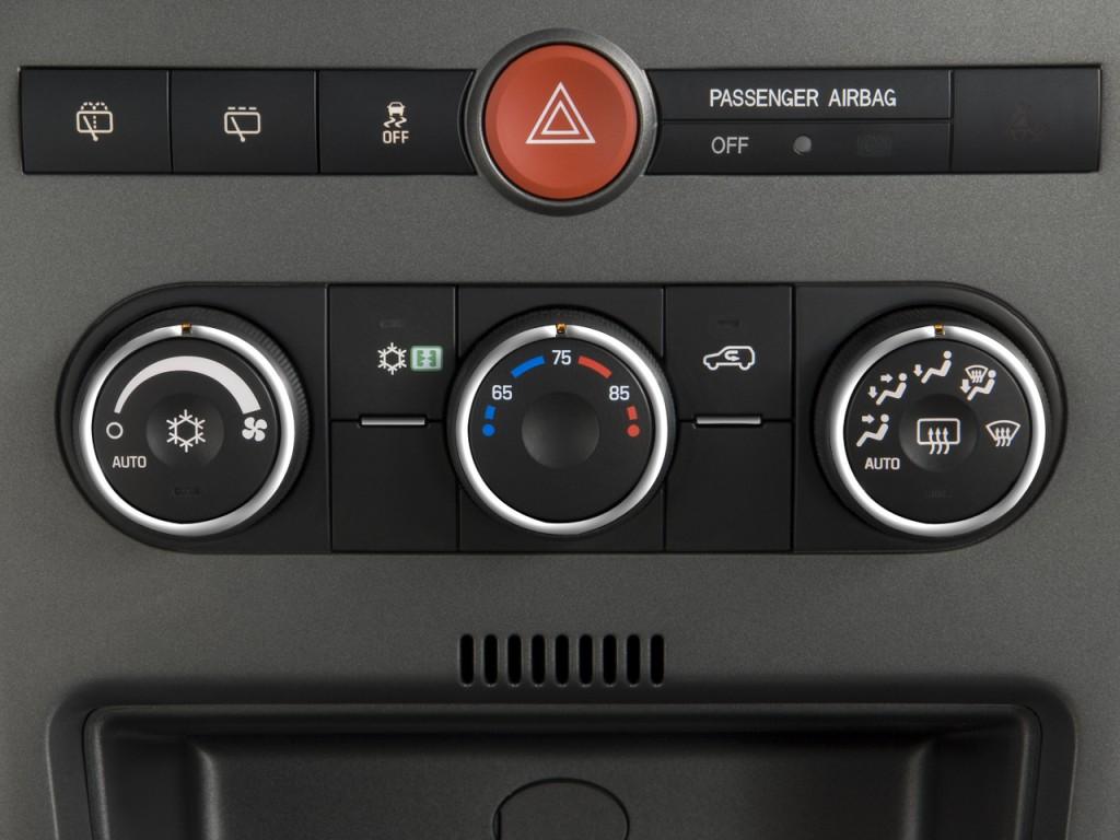 Temperature Controls 2008 Saturn VUE FWD 4 door I4 Green Line *Late  #9A4331