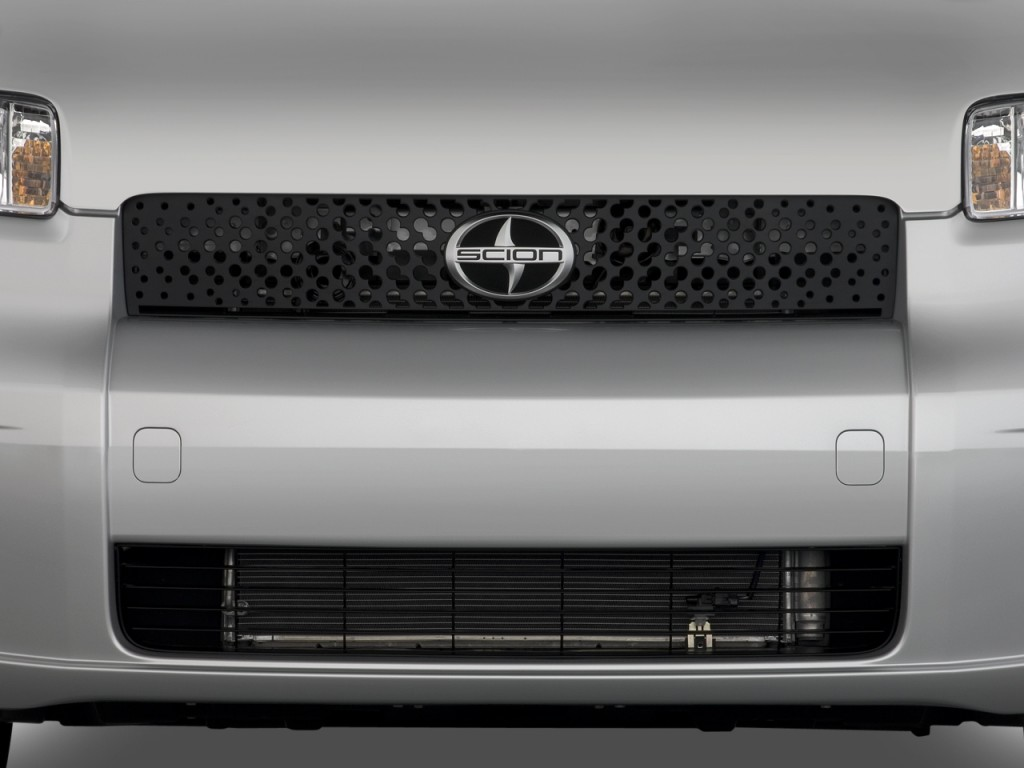 Image: 2008 Scion xB 5dr Wagon Auto (Natl) Grille, size: 1024 x 768, type: gif, posted on ...
