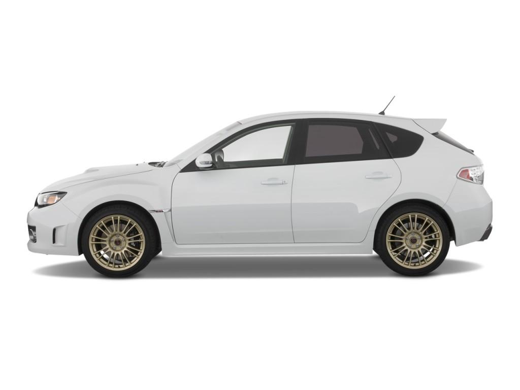 Image 2008 Subaru Impreza 5dr Man Sti Side Exterior View