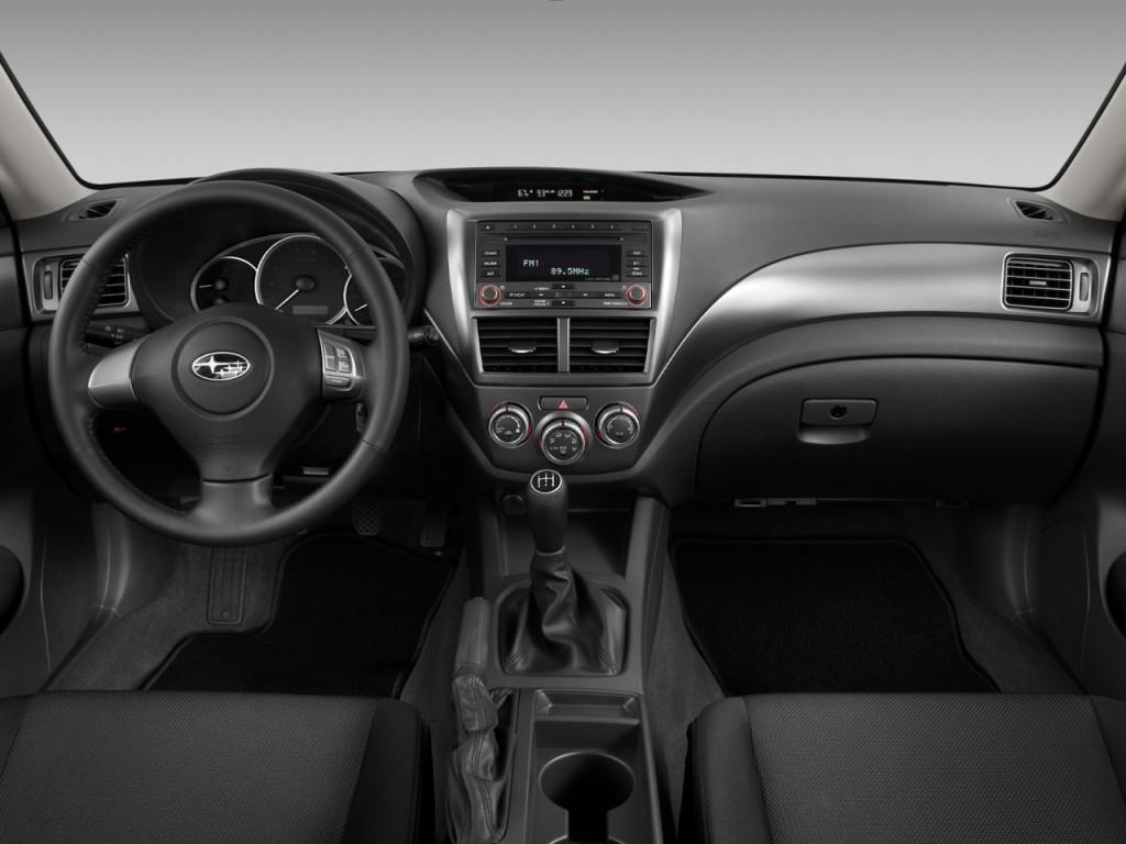 Image 2008 Subaru Impreza 5dr Man Wrx Dashboard Size