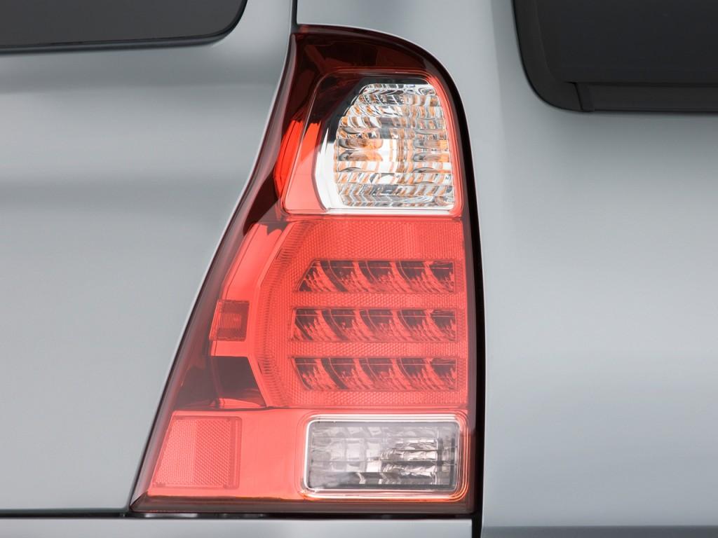 Image 2008 Toyota 4runner Rwd 4 Door V6 Sr5 Natl Tail Light Size 1024 X 768 Type Gif