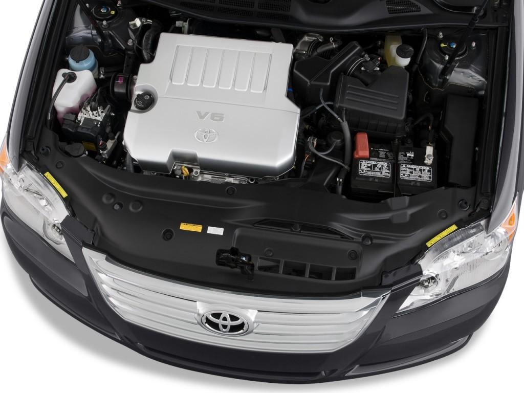 Image: 2008 Toyota Avalon 4-door Sedan Limited (Natl ...