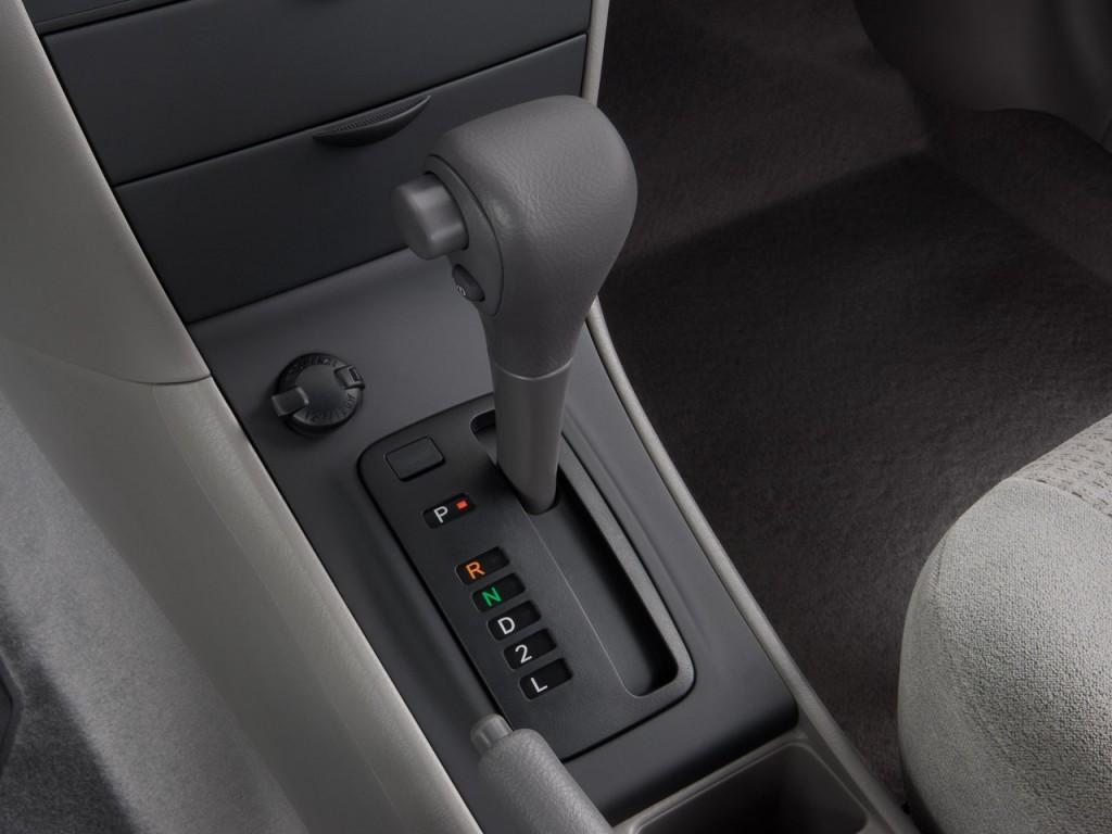Image 2008 Toyota Corolla 4 Door Sedan Man Ce Natl Gear