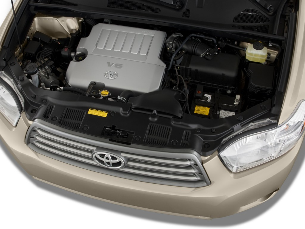 Image: 2008 Toyota Highlander FWD 4-door Base (Natl ...