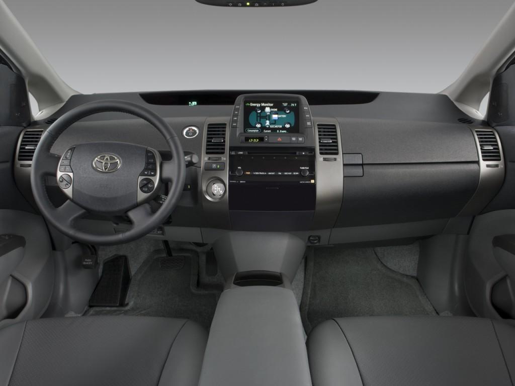 Image 2008 Toyota Prius 5dr Hb Touring Natl Dashboard