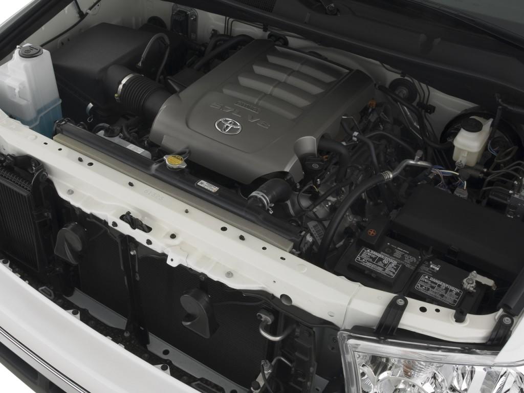 Image: 2008 Toyota Tundra CrewMax 5.7L V8 6-Spd AT SR5 ...