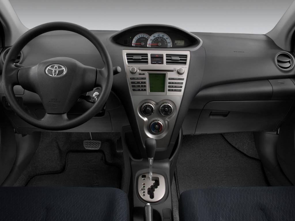 Image 2008 Toyota Yaris 4 Door Sedan Auto Natl